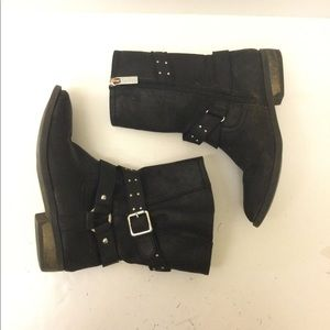 Jessica Simpson girl's boots size 2